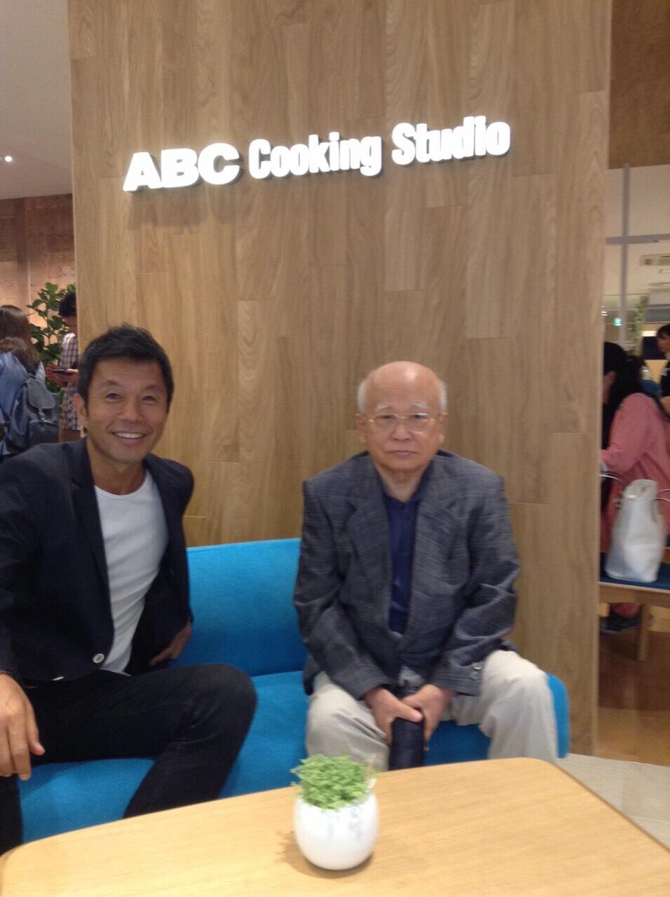 横井さんと安藤さん